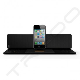 SoundFreaq Sound Step Recharge SFQ-02 Wireless Bluetooth Dock 2.1 Speaker System - Black