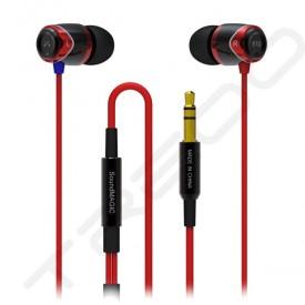 SoundMAGIC E10 In-Ear Earphone - Red