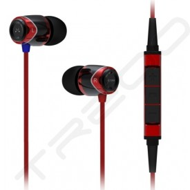 SoundMAGIC E10M In-Ear Earphone with Mic - Red