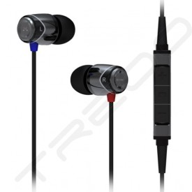 SoundMAGIC E10M In-Ear Earphone with Mic - Silver