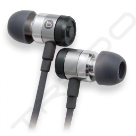 TDK CLEF-P2 Mega Bass Tuning In-Ear Earphone - Black