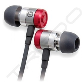 TDK CLEF-P2 Mega Bass Tuning In-Ear Earphone - Red