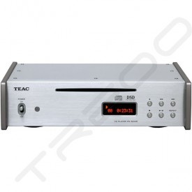 TEAC PD-501HR PCM/DSD CD Player - Silver