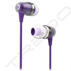 TiinLab WT231 In-Ear Earphone with Mic - Purple