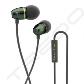 Fischer Audio Totem Paco FE-131 In-Ear Earphone with Mic - Forest Green