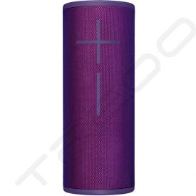 Ultimate Ears Boom 3 Wireless Bluetooth Portable Speaker - UltraViolet Purple