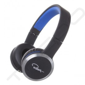 WeSC Chambers by RZA Street Noise-Cancelling On-Ear Headphone with Mic - Black/Blue