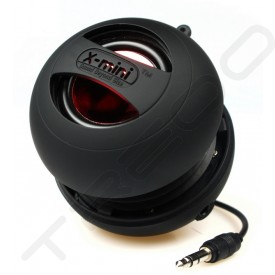 X-mini II Capsule Portable Speaker - Black