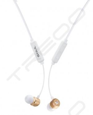 SOUL by Ludacris PRIME Wireless Bluetooth In-Ear Earphone - Moonstone White