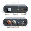 Audioengine D1 24Bit Desktop Headphone Amplifier & USB DAC