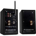 Audioengine HD3 Bookshelf 2.0 Wireless Bluetooth Speaker System - Satin Black