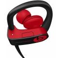 Beats Powerbeats³ Wireless Bluetooth In-Ear Earphone with Mic - Defiant Black-Red