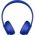 Beats Solo³ Wireless Bluetooth On-Ear Headphone with Mic - Break Blue