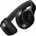 Beats Solo³ Wireless Bluetooth On-Ear Headphone with Mic - Gloss Black