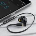 Brainwavz MMCX IEM Replacement Cable for iPhone/Android