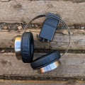 Brainwavz Perforated PU Leather XL Round Earpads (Black)