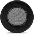 Brainwavz Velour + PU Leather Hybrid XL Round Earpads (Black)