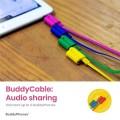 BuddyPhones Inflight (Purple)
