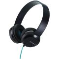 Cresyn C260H On-Ear Headphone with Mic - Black
