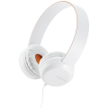 Cresyn C260H On-Ear Headphone with Mic - White