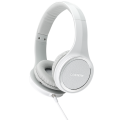 Cresyn C750H On-Ear Headphone with Mic - White