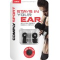 Comply Sport S-100 Foam Eartips (Medium 2-Pairs) - Black_2