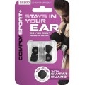 Comply Sport+ SX-500 Foam Eartips (Medium 2-Pairs) - Black_2