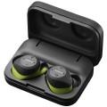 Jabra Elite Sport True Wireless Bluetooth In-Ear Earphone with Mic - Grey