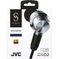 JVC HA-FD02 Silver