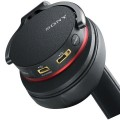 Sony MDR-1ADAC Over-the-Ear Headphone - Black