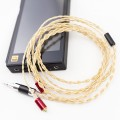 NocturnaL Audio Altair 4-conductor Gold Plated Copper Custom Cable