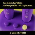 Popsical Duet Wireless Karaoke