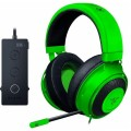 Razer Kraken Tournament Edition Surround Sound USB Gaming Over-the-Ear Headphone with Mic - Green
