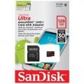 SanDisk Ultra UHS-I microSD