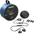 Shure AONIC 215 In-Ear Earphone with Mic - Black - 3