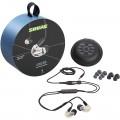 Shure AONIC 215 In-Ear Earphone with Mic - Clear - 3