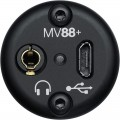 Shure MOTIV MV88+ Video recording