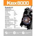 SonicGear KBX 8000