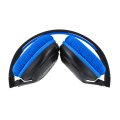 Soul by Ludacris X-Tra Wireless Bluetooth Over-The-Ear Headphone with Mic - Blue