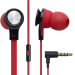 Cresyn C520S In-Ear Earphone with Mic - Red