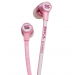 Soul by Ludacris SL49 In-Ear Earphone with Mic - Pink